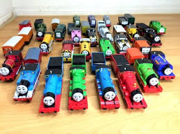 Image result for toy thomas trains collection images