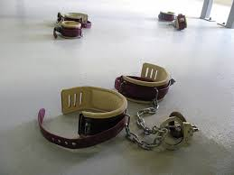 photos inside guantanamo s prison newshour shackles line the floor of a classroom at guantanamo photo by larisa epatko