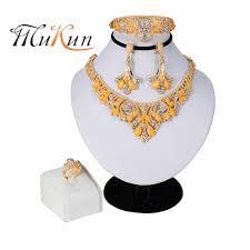 <b>MUKUN 2019</b> New Ethiopian Snail Desigh Jewelry Set Gold Color ...