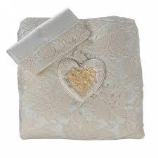 Купить <b>одеяло для люльки</b> с вышивкой Picci Jolle кремовый в ...