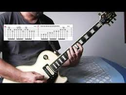 <b>Accept Metal Heart</b> solo guitar tablature - YouTube