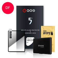 <b>GGS Fifth Generation for</b> NIKON DF LARMOR screen film protection ...