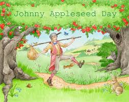 Image result for images johnny appleseed
