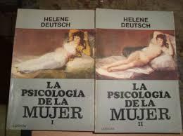 Resultado de imagen para helene deutsch