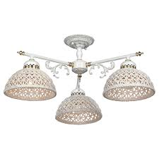 <b>Люстра потолочная Citilux</b> Трензадо <b>CL415231</b> E27 3 лампы 11 ...