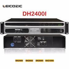 Leicozic Max 1400 Вт <b>Профессиональный усилитель мощности</b> 2 ...