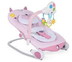 Купить <b>Шезлонг Chicco Balloon</b> miss pink по низкой цене с ...