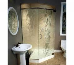 bathroom ideas corner shower design: shower stall corner preferred home design