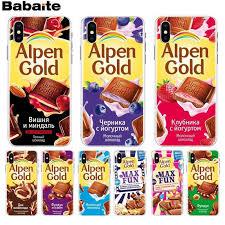 Babaite <b>Funny Chocolate Russian</b> Luxury Hybrid <b>phone</b> case for ...