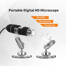 Portable <b>Digital Microscope</b> 50X To 1000X Zoom HD Microscope <b>3</b> ...