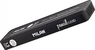 """Стержень микрографический 1,3 мм """"<b>Milan</b>"""" 2B, 12 <b>грифелей</b>"""