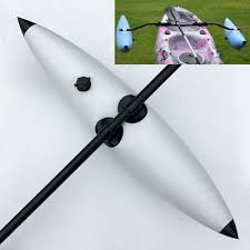 <b>Inflatable Outrigger Stabilizer Water</b> Float for Kayak Canoe Boat ...