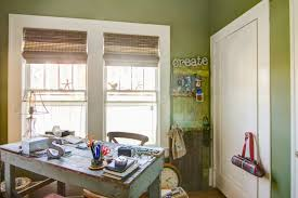 green shabby chic home office design chic home office office
