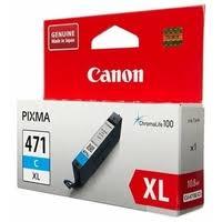 <b>Картридж Canon CLI-471C</b> XL (0347C001) — Картриджи ...