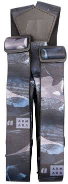 <b>Подтяжки ARMADA Armada Stage</b> Suspender серый ONE | www ...