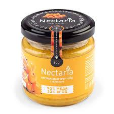 <b>Крем</b>-<b>мед Nectaria</b> с облепихой   <b>Крем</b>-<b>мед Nectaria</b> с ягодами и ...