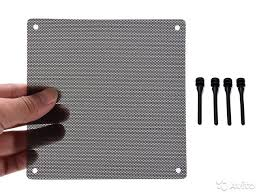 Пылевой <b>фильтр для вентилятора</b> пк 120 и 140 мм купить в Москве
