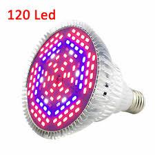 Full Spectrum <b>E27 LED Plant Grow</b> Light Growing Lamp Bulb For ...