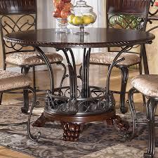 ashley furniture kitchen tables: ashley furniture round dining room tables ashley furniture round