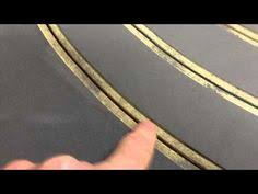Laying slot <b>car braid on a</b> routed track - YouTube | Slot car junkie ...