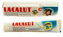 <b>Lacalut Teens</b> зубной <b>гель</b> 8+, паста-<b>гель</b>, 50 мл, 1 шт., Dr. Theiss ...