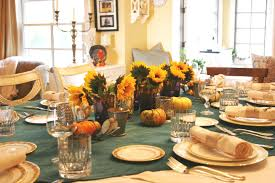 Tablecloths For Dining Room Tables Decorating Ideas Thanksgiving Table Decorating With Green Table