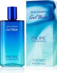 <b>Davidoff Cool Water Pacific</b> Summer Eau De Toilette 125 Ml Reviews