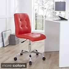 shop for modway prim mid back office chair get free shipping at overstockcom bedroomengaging office furniture overstock decorative