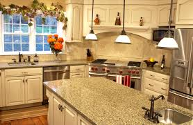 Kitchen Countertop Decor Decorating Kitchen Counters Country Kitchen Designs