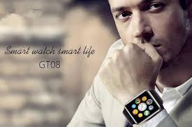 <b>Умные часы ColMi</b> Smart Watch GT08 - аналог Apple Watch?