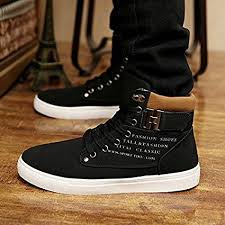 Amazon.com: Hot Male Fashion Spring <b>Autumn Men Casual High</b> ...