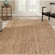 charming hand woven weaves natural colored fine jute rug by safavieh rugs on beige tile floor charming shag rugs