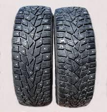 Обзор от покупателя на <b>Шина Dunlop Grandtrek</b> Ice02 225/65 R17 ...