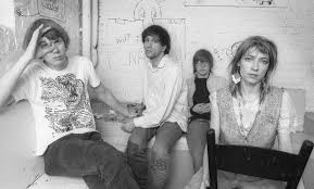 <b>Sonic Youth</b> are selling face masks and shirts, all proceeds going to ...