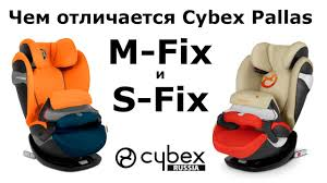 <b>Cybex Pallas S</b>-<b>Fix</b> отличие от <b>Cybex Pallas</b> M-Fix - YouTube