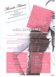 Cv And Work Placement Blog