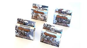 <b>Набор</b> дополнений для карточной игры Pathfinder