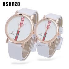 Dropshipping for OSHRZO Couple Quartz Watch <b>Creative Dial</b> ...