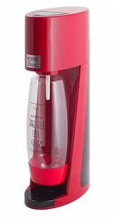 <b>Сифон</b> для газирования <b>HOME BAR Elixir</b> Turbo NG red