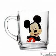 <b>Кружка Luminarc Disney Mickey</b> Сolors , V=250 мл Материал ...