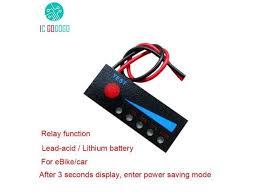 Voltmeters Business & Industrial <b>Battery</b> Monitor 12V <b>24V</b> 3 4s 7S Li ...
