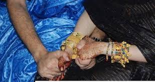 اعتقال عريس ليلة زفافه والسبب..!!