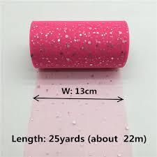 Online Shop 13cm*22m Glitter Sequin Tulle Roll Tutu <b>Fabric</b> ...