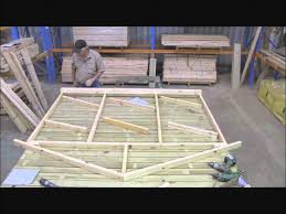 cubbykraft How to make a Cubby House timber frame part   YouTubecubbykraft How to make a Cubby House timber frame part