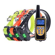 <b>800m Electric Dog</b> Training Collar Pet Remote Control ...
