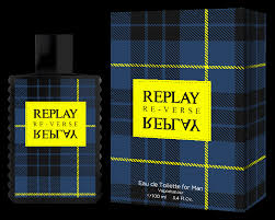 In partnership with Mavive, <b>Replay</b> launches <b>Signature</b> Reverse, the ...