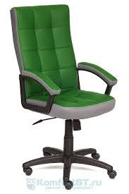 Купить <b>Офисное кресло TetChair Trendy</b> кож/зам/ткань, зеленый ...