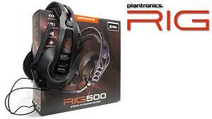 Обзор <b>Plantronics Rig 500</b>