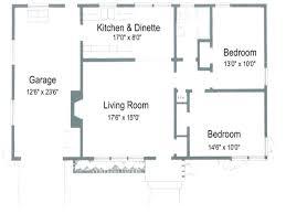bedroom house plan d