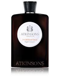 ATKINSONS <b>24 Old Bond Street</b> Triple Extract Eau de Cologne ...